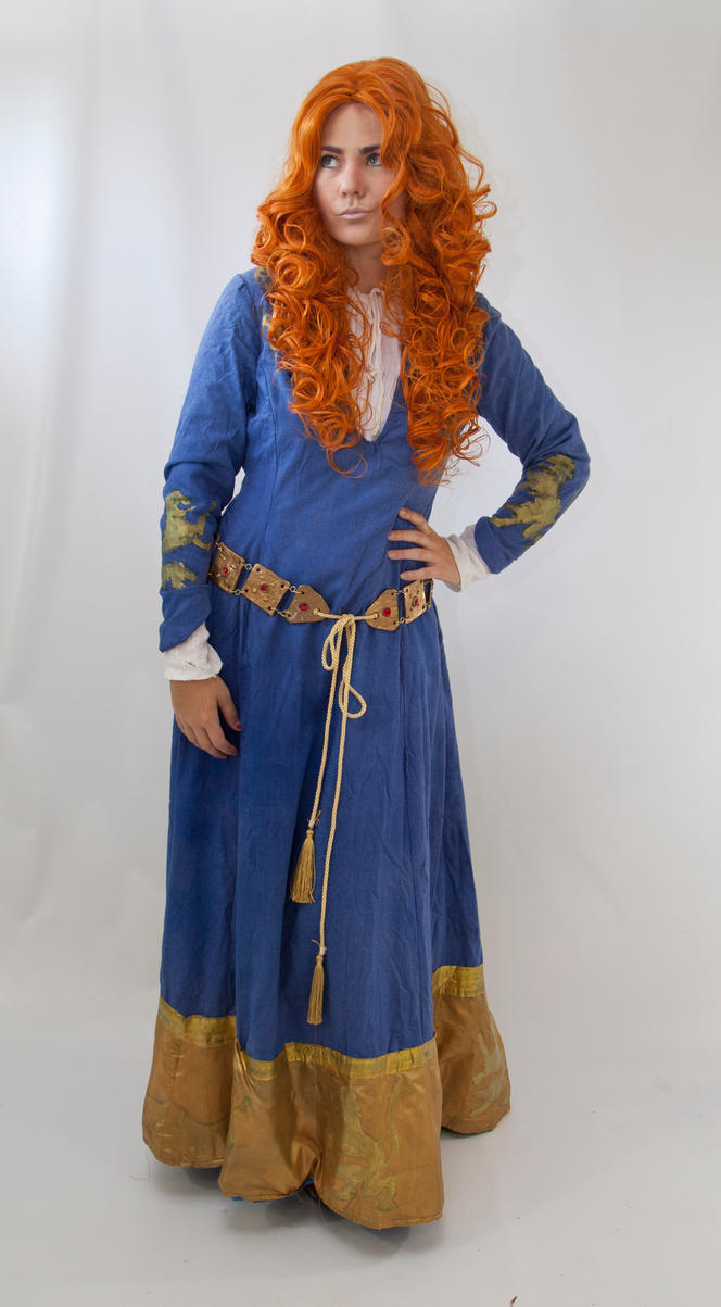 Merida 1 by magikstock