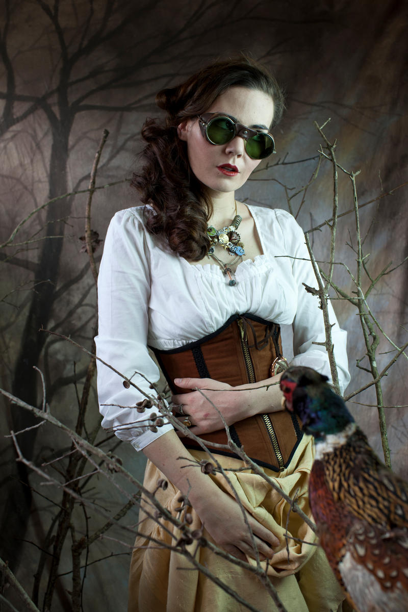 The Ornithologist 4 by magikstock