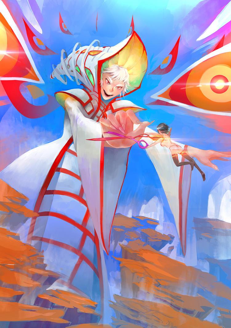 Shinra Koketsu by TsongUy