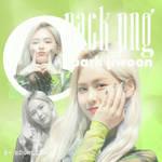 Everglow Park Jiwon PNG pack #002
