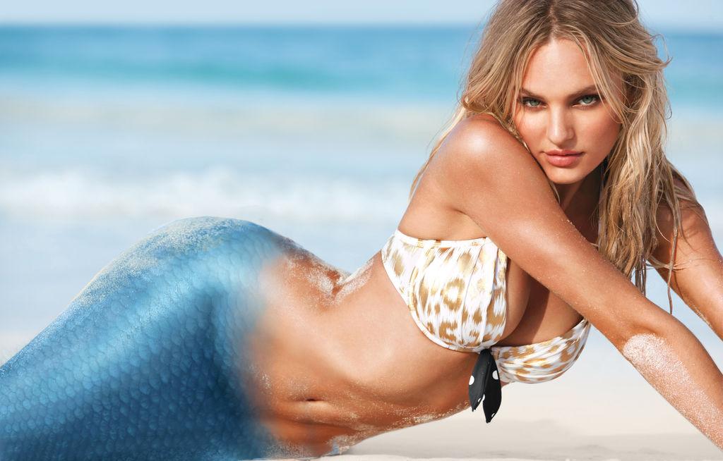 Sandy Mermaid