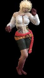 Tiara Playful Pirate 2 by tantricweezel