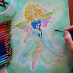 Fairy of the seas
