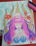 Melanchonic Mermaid