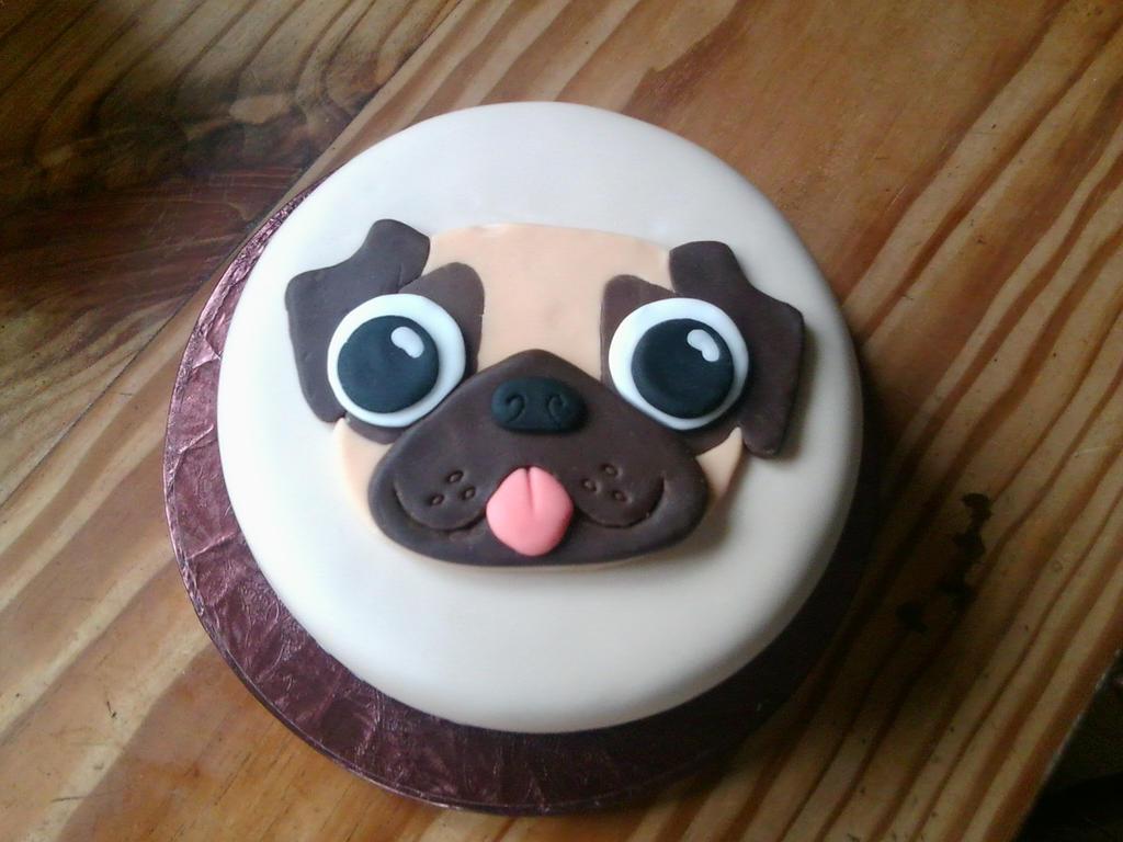 Dog Face Cake Pan