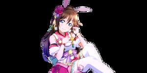 Moon Festival Rabbit - Shizuku Osaka Render