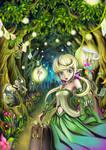 Ethereal Night by Haimerejzero
