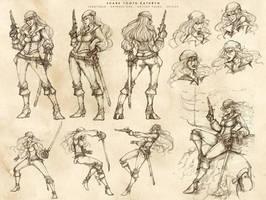 Pirate Concept by Haimerejzero