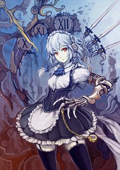 Sakuya Steampunk
