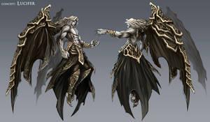 Concept: Lucifer by Haimerejzero
