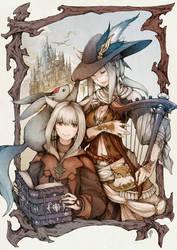 Journey by Haimerejzero