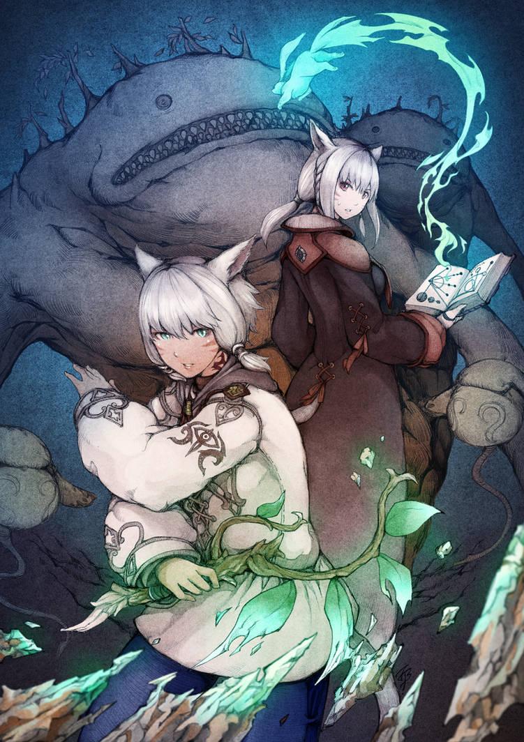 Cultured Conjurer by Haimerejzero