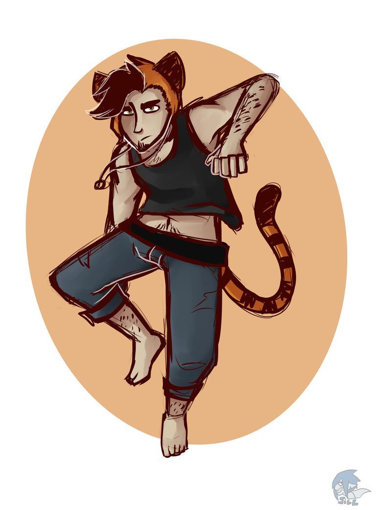 Tiger by Jill0McCloud