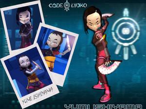 Code Lyoko Yumi Picture