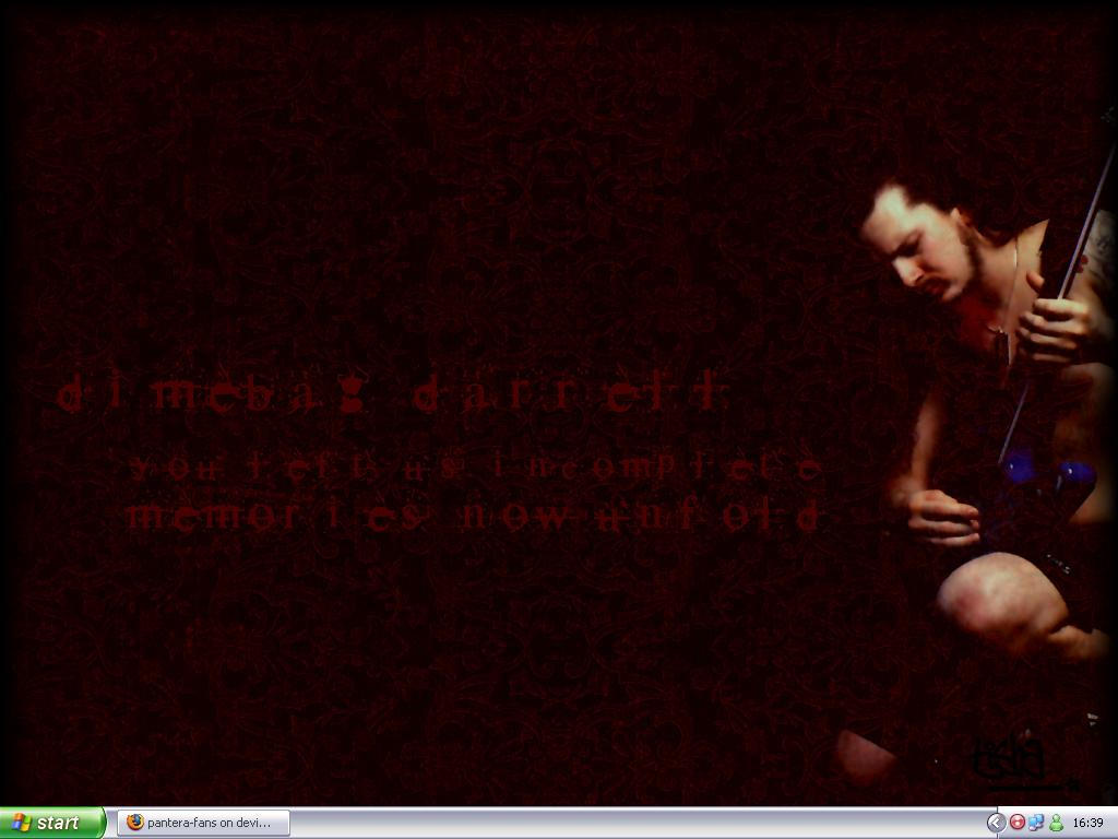 Dime Desktop by pantera-fans