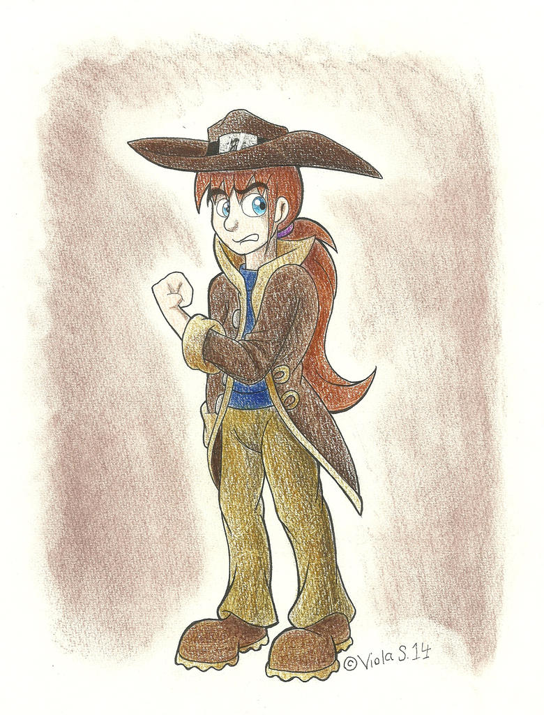 Indiana Viola - Just letting you know... by MG-Koruption17