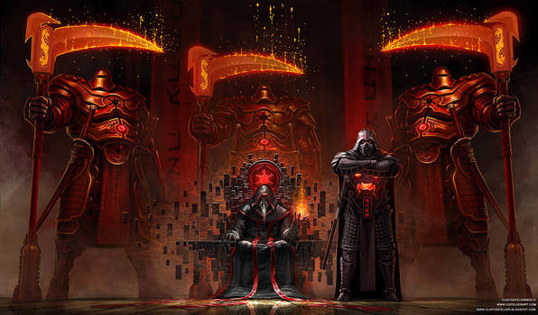 Imperial Throne Room