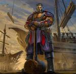 Pirates Age  Card Game