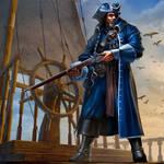 Pirates Age  Card Game illustration_