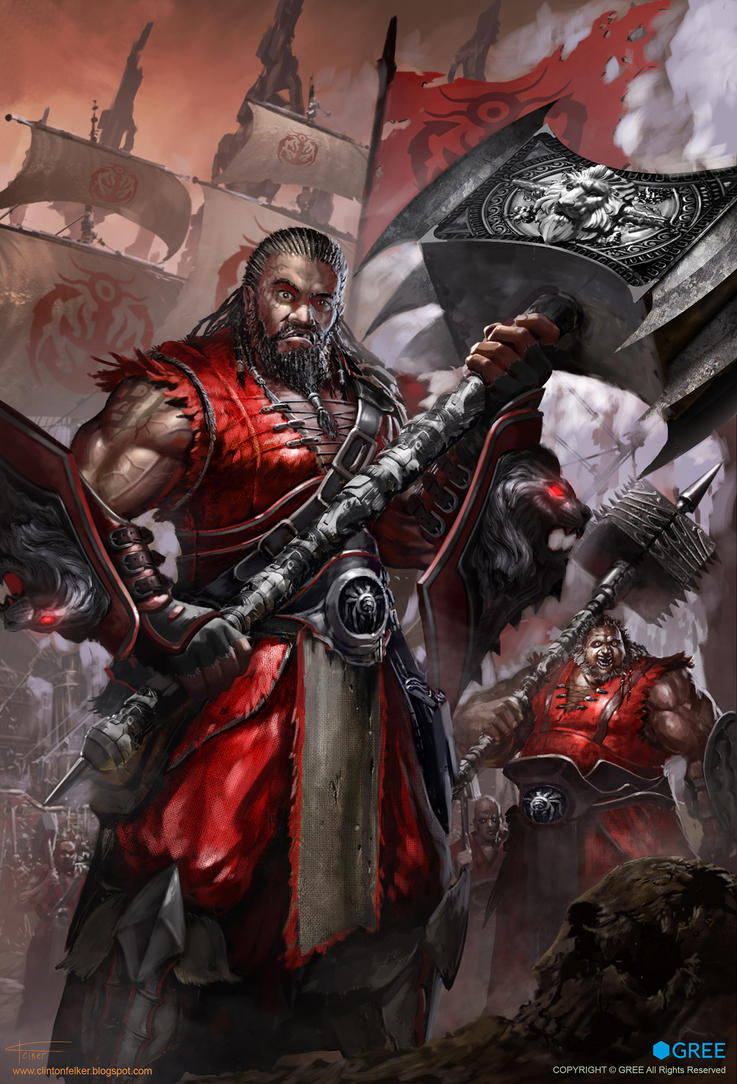The Hammer by cgfelker