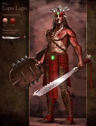 King Lapu Lapu by cgfelker