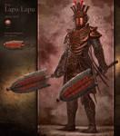 Lapu Lapu Armor Set B