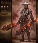 Lapu Lapu Armor Set A