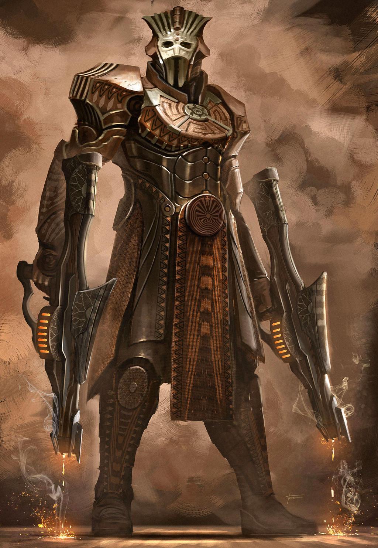 Destiny Titan Concept A