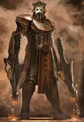 Destiny Titan Concept A by cgfelker