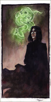 S. Snape - Death Eater period