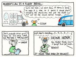 Randy Chovan 2009 by cartoonistforchrist