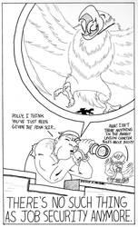 Pirates vs Ninjas 2008 by cartoonistforchrist