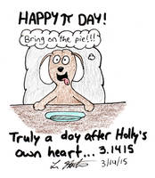 Holly's Favorite Day by cartoonistforchrist
