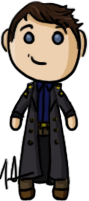 Torchwood - Jack by shrimp-pops