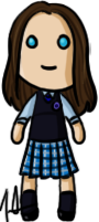 Gilmore Girls - Rory 1 by shrimp-pops