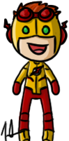 Young Justice - Kid Flash