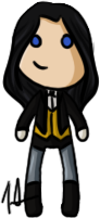 Young Justice - Zatanna by shrimp-pops