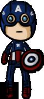 Marvel Cinematic Universe - Captain America (A) by shrimp-pops