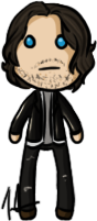 Hemlock Grove - Peter by shrimp-pops