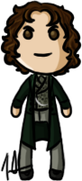 Doctor Who - Eighth Doctor by shrimp-pops