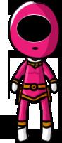 Power Rangers - Pink Zeo Ranger by shrimp-pops