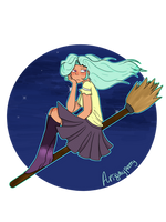 Witch by Artfullypretty