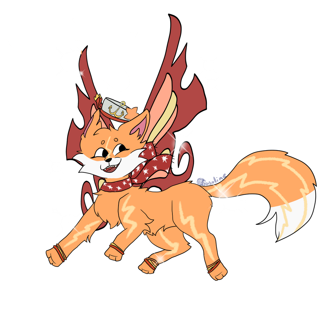 Fox Commission by Artfullypretty