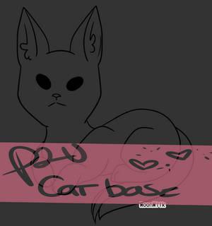 P2U Chibi Cat Base