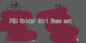 Pixel P2U Spider Girl Set by Artfullypretty
