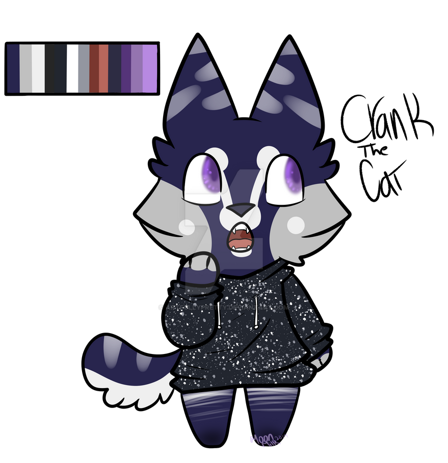 Animal Crossing Adoptable Cat [CLOSED] by Artfullypretty