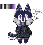 Animal Crossing Adoptable Cat [CLOSED]