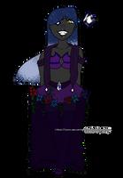 Midnight Diamond by Artfullypretty