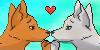 dubbel wolf icon by enterdragongalaxy