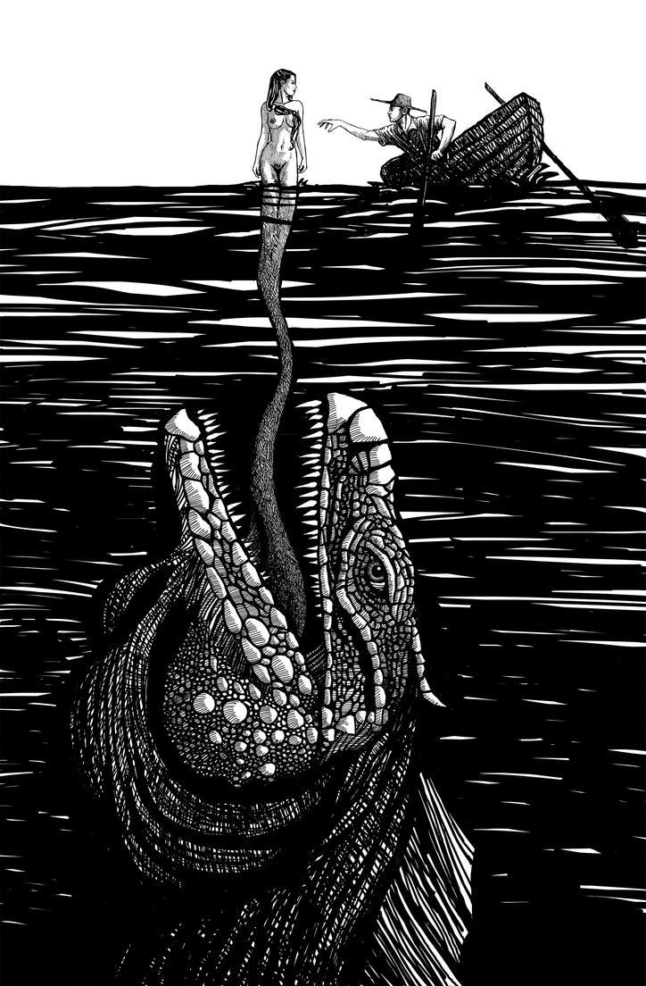Mermaid... by proja82